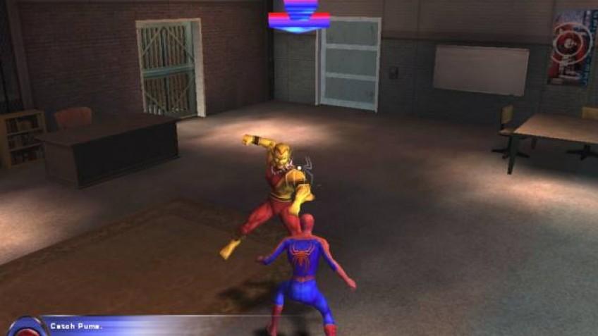 Скачать spider man игра