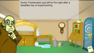 Don't Kill Doctor Frankenstein (itch)