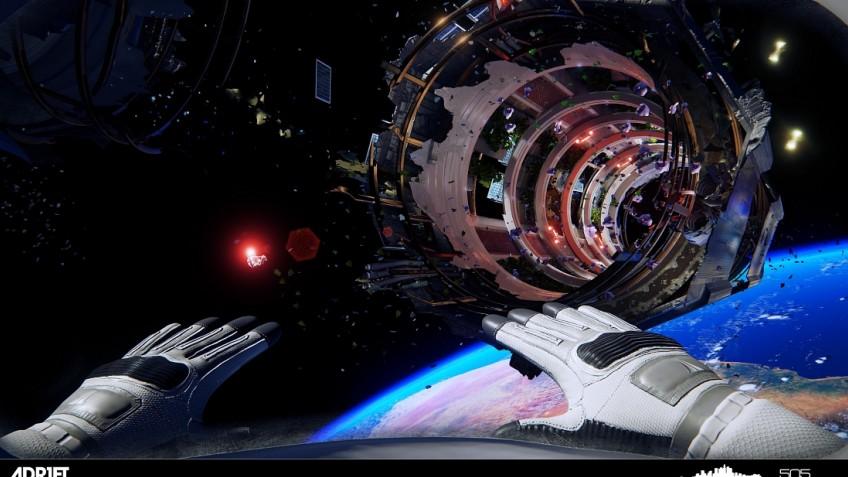 Скачать Через Торрент Игру Adr1ft - фото 3