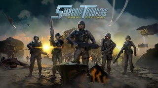 Starship Troopers — Terran Command