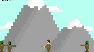 8-bit Zombie Survival (itch)
