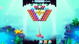 Bubble Shooter Ocean (itch)
