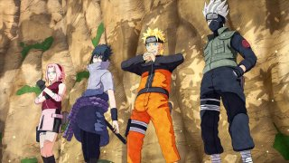 NARUTO TO BORUTO: SHINOBI STRIKER Beta Test Ver. 2