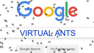 VIRTUAL ANTS pests or pets? You decide. (itch)