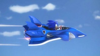 Sonic & SEGA All-Stars Racing — Transformed