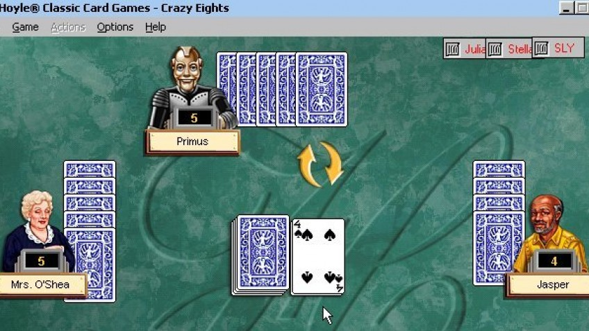 Hoyle Classic Card Games (1997)
