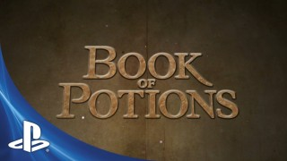 Wonderbook: Book of Potions