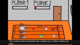4th Snail Indoor World Championship (itch)