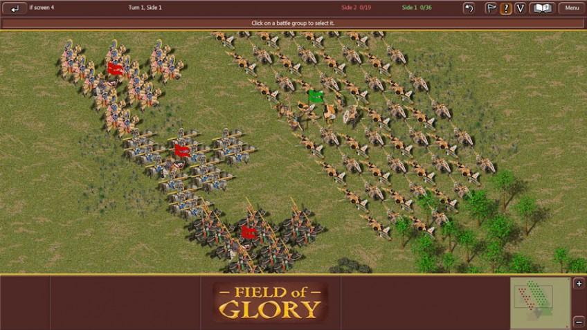 Field of Glory: Immortal Fire