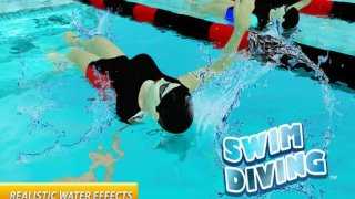 2017 Gymnastics Swim Diving 3D