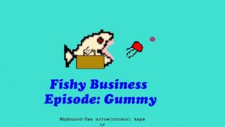 Fishy Business, Episode:Gummy (itch)