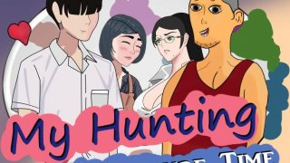 My Hunting Adventure Time v.0.5.1 - Adult Visual Novel (NSFW) Free (itch)