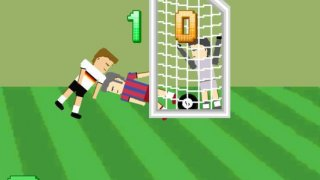 Soccer Crazy - Funny 2 players Physics Game