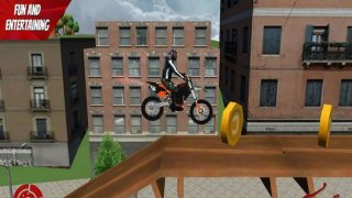 City XTrail Bike Stunts 2