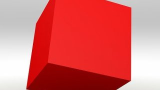Red Cube (koevrt) (itch)