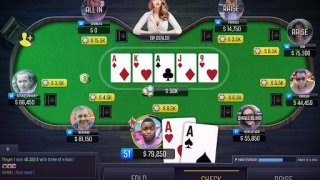 Poker Online: Texas Holdem & Casino Card Games