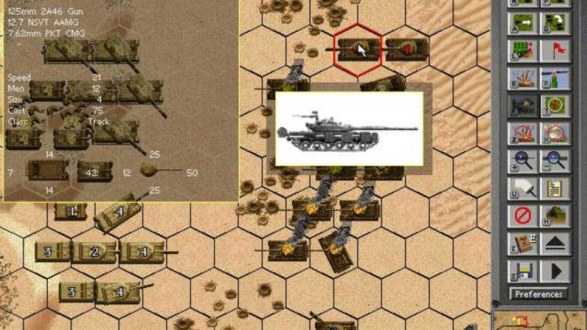 Steel Panthers 3: Brigade Command
