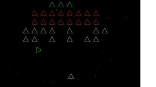 Galaga remake (itch)