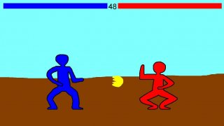 Simplest Fighting Game (itch)