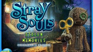 Stray Souls: Stolen Memories HD - A Hidden Object Game with Hidden Objects