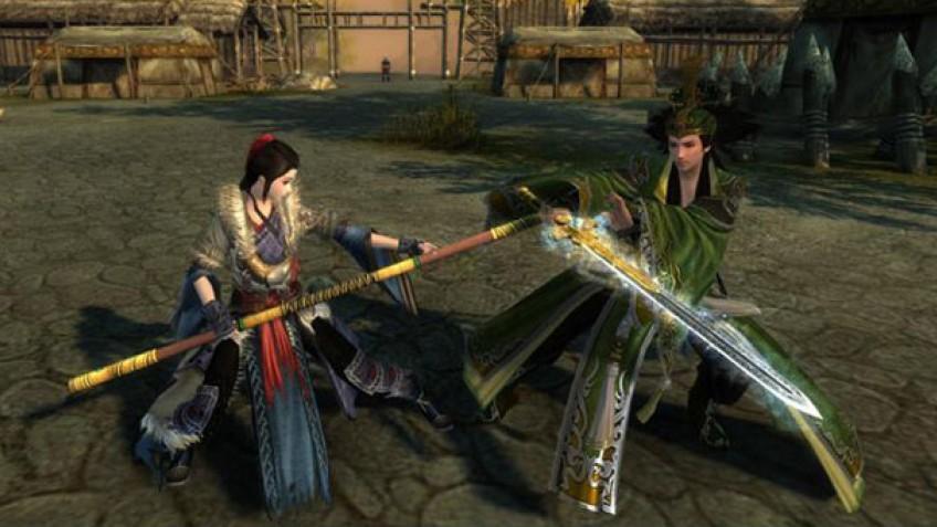 Легенды Кунг Фу: меч горы Хуашань