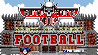 Brutal Sports Series: Football (Beastball)