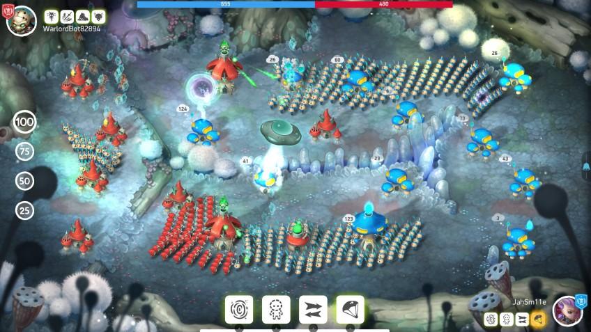 Mushroom Wars2