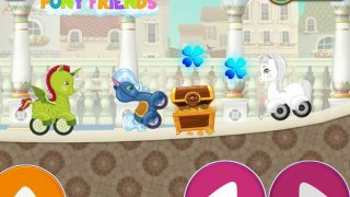 Pony games for kids