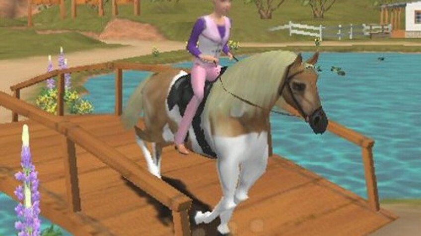 Barbie Horse Adventures: Mystery Ride