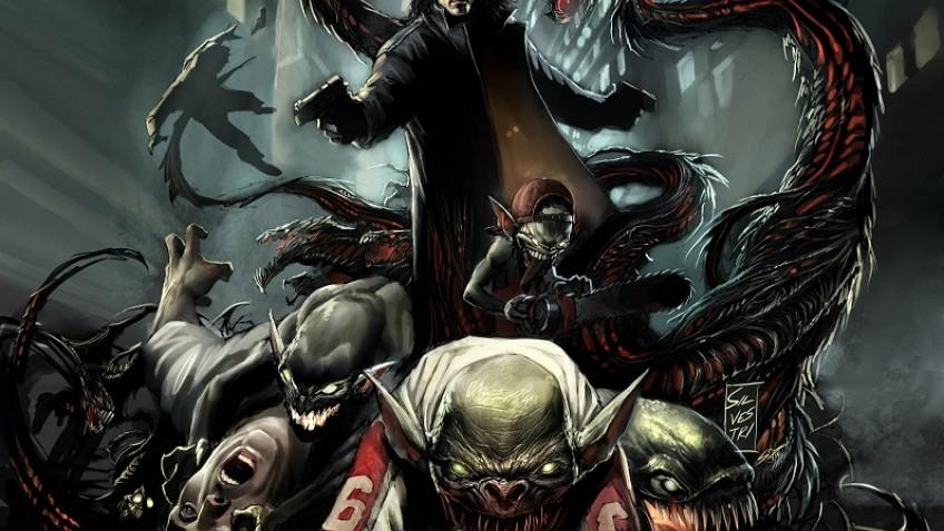 The Darkness игра скачать торрент - фото 4