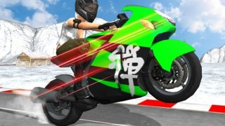 3D Stunt Bike Real race Drifting