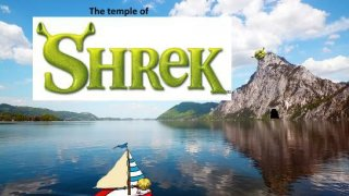 Temple Of Shrek (itch)