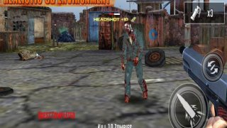 City Hunter Zombie 3D