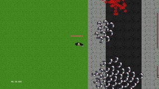 Prototype Zombie Survival Game (itch)