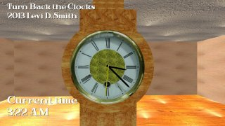 Turn Back the Clocks (itch)