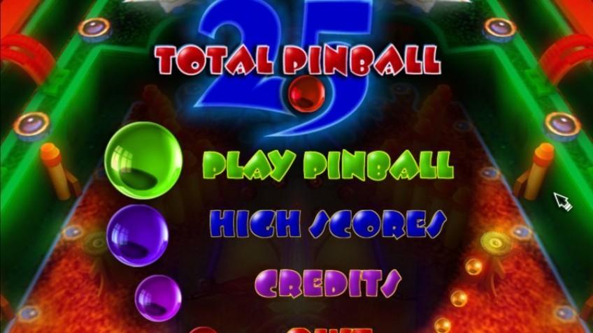Total Pinball 25