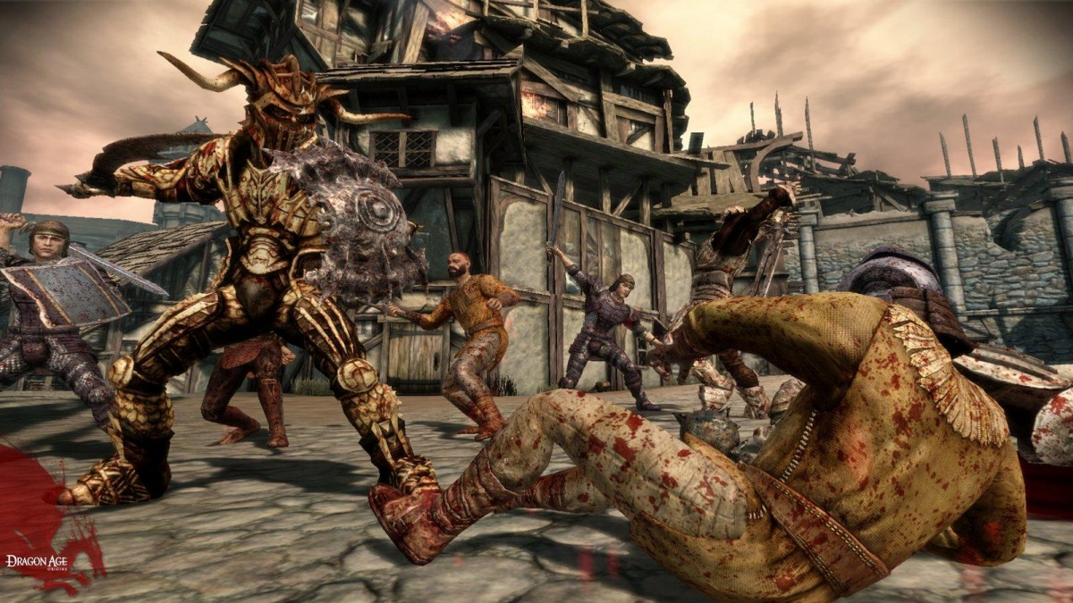 Dragon Age: Origins - Golems of Amgarra
