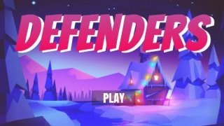 Defenders (A Turret Defense Game) (itch)