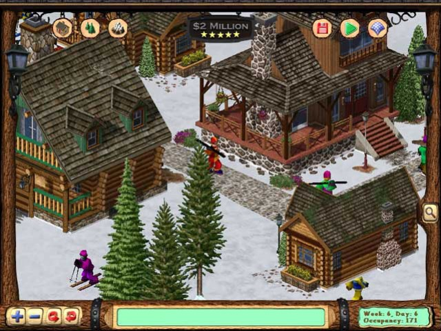 Ski Resort Tycoon 2