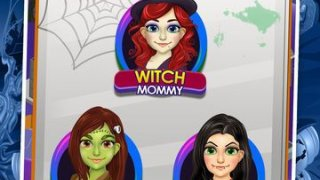 Halloween Mommy's Newborn Baby Doctor - My Make-up Salon Girl Games!