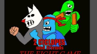 2 ciclopes and friends: the fight game (itch)