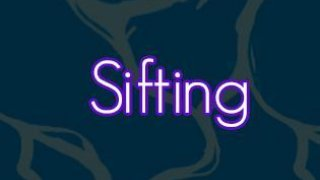 Sifting (itch)