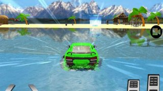 Water Surfer:Car Driving Stunt