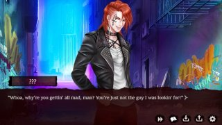 Red Embrace (BL Visual Novel) (itch)