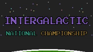 Intergalactic National Championship (itch)
