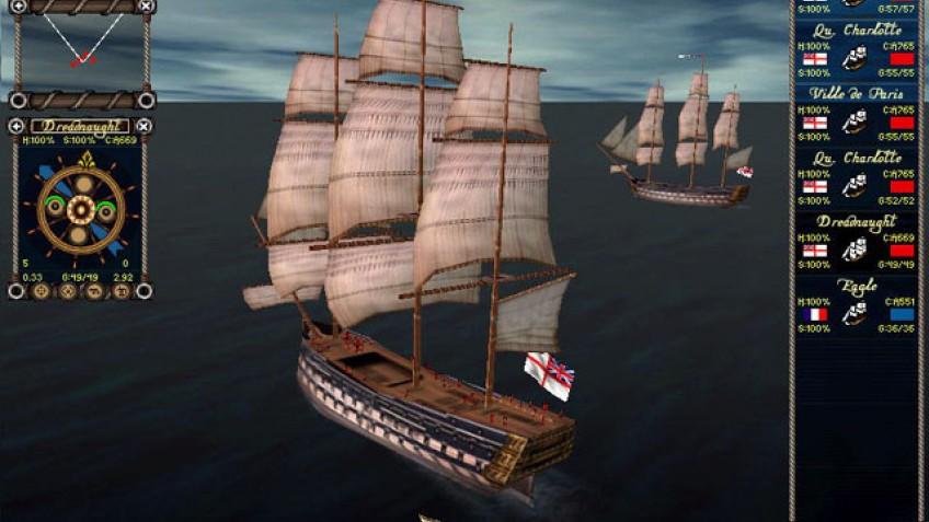 Age of Sail 2