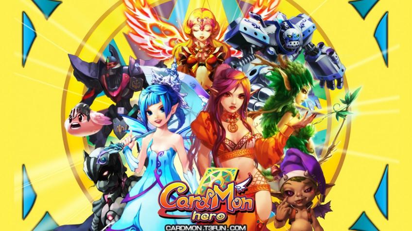 CardMon Hero