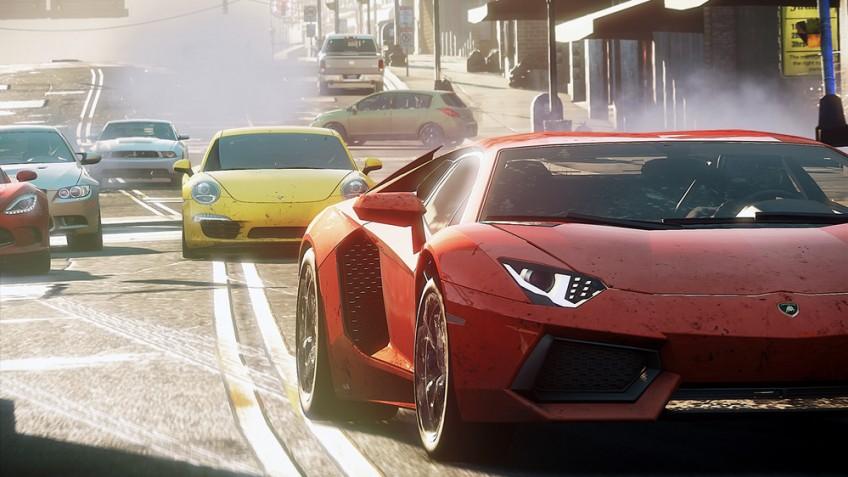 Need for speed 2012 игра скачать торрент