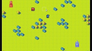 Not So Advance Wars (itch)