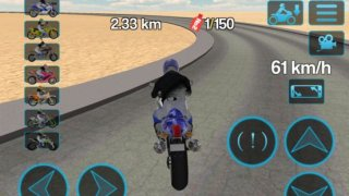 Extreme Bike Race: Rival Rider